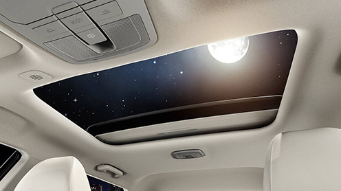 Electric Sunroof with Anti-Pinch